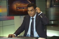 Anchoring for Times Now, 2007