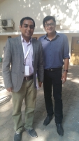 Catching up with Arnab Goswami, TLF Mumbai, 2015