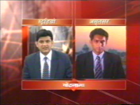 Reporting on Punjab election, 2002