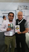 My book, his book: Anupam Kher
