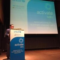 UNICEF Activate Talk, 2014