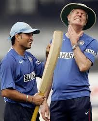 'Ringmaster' Greg asked me to help oust Dravid: Sachin