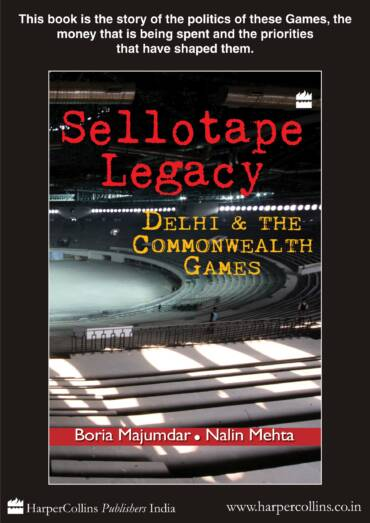 Sellotape Legacy: Delhi and the Commonwealth Games