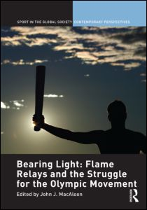 Hybridity and subversion: the Olympic flame in India