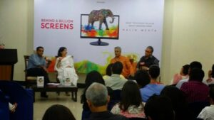 booklaunch panel