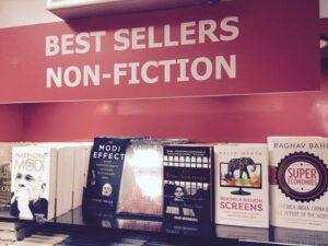 mumbai airport bestseller