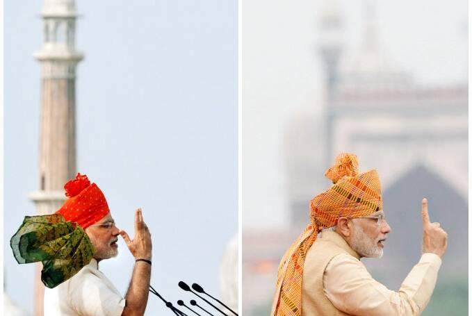Narendra Modi's Red Fort fizzle