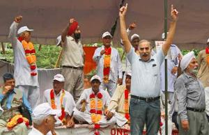 BJP and the soldier