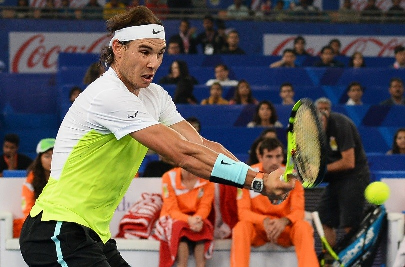 Five life lessons from Nadal