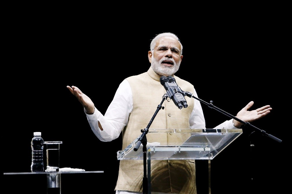 Modi and the art of political performance