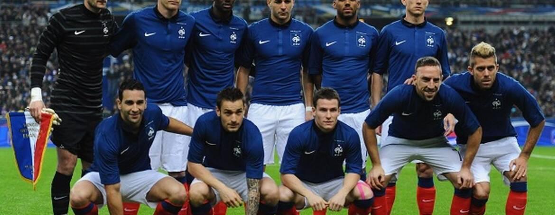 France's football challenge