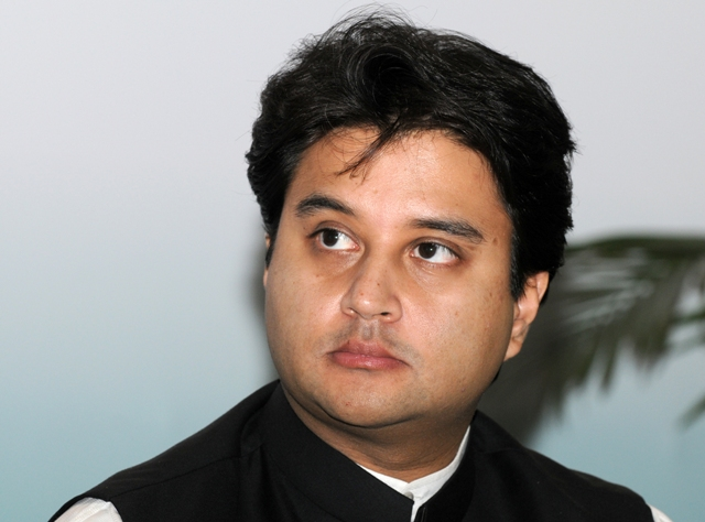 Glad NDA learnt democracy not about arrogance but about dialogue: Jyotiraditya Scindia