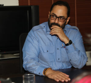 MP Rajeev Chandrasekhar 1