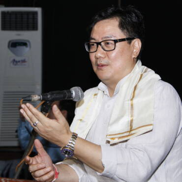 Kiren Rijiju: It's not a question of regret on pellet guns, it's a reassessment and nothing definite till decision is taken