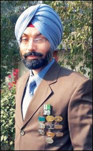 Major Navdeep Singh