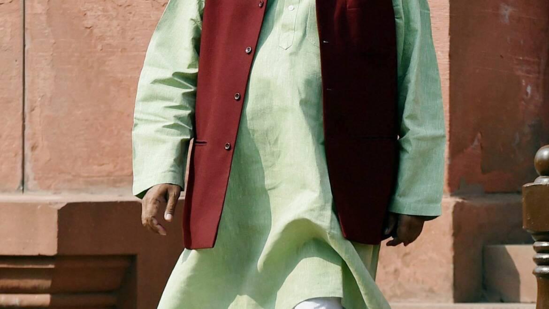 BJP can make Ram Temple if it wins UP: Katiyar