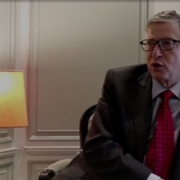 Bill Gates, the co-founder of Microsoft and Gates Foundation, speaks exclusively to Nalin Mehta