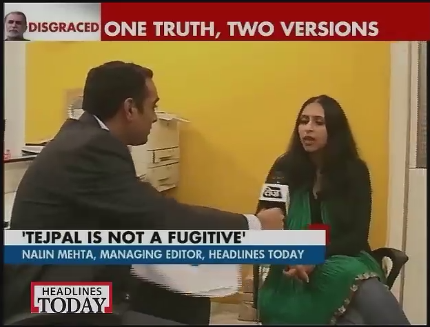 My interview with Shoma Choudhury on Tehelka and the Tarun Tejpal case