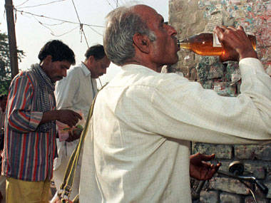 Keep the booze flowing, Mr Chandy