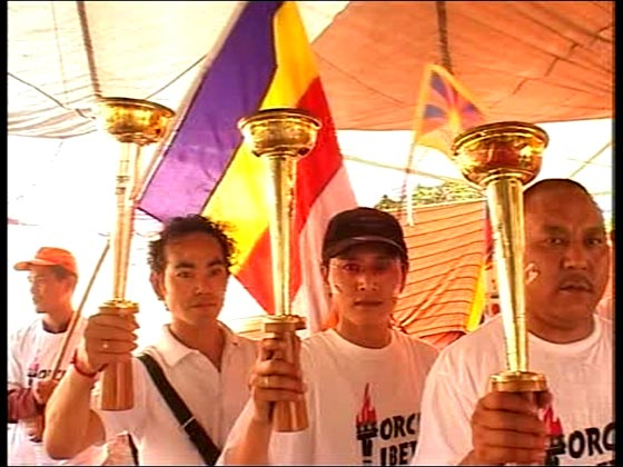 It's Not Just Sport: Delhi and the Olympic Torch Relay