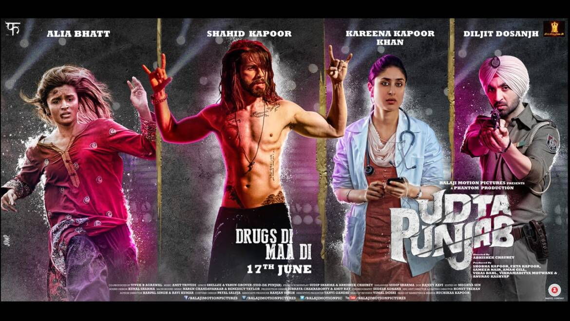 If Punjab goes out of 'Udta Punjab' will India go out of 'Mother India'?